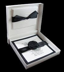 Wedding Invitations Box 35 Best Couture Invitations Images On Pinterest Box Invitations