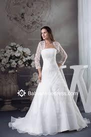 2017 bridal wear sweetheart strapless tulle open back lace mermaid