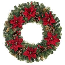 christmas wreaths artificial home accents christmas wreaths christmas rustic