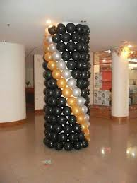Pillars And Columns For Decorating 98 Best Balloons Pillars Images On Pinterest Balloon Pillars