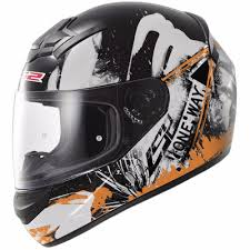ls2 motocross helmet ls2 ff352 rookie one black fluo orange motorcycle helmet lazada