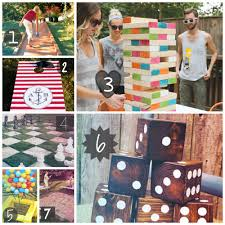 yard games for parties improbable get ready summer backyard dining