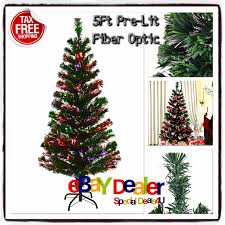 ge pre lit 7 5 douglas fir artificial christmas tree dual color