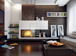 living room with fireplace cool contemporary ideas for sweet home