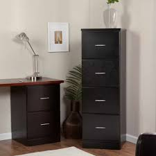 4 Drawer Wood Vertical File Cabinet by Decorative Filing Cabinets For Both Style And Function Homesfeed