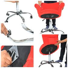 Microfiber Swivel Chair by Microfiber Beauty Nail Salon Chair Bar Stool Spa Vanity Seat