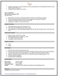 standard format resume standard format new standard format resume