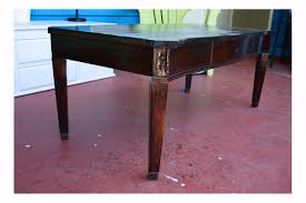 old made new how to refinish a coffee table tutorial a little