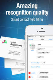Business Cards App For Iphone Top 20 Alternative Apps To Haystack Business Card Scanner Scan