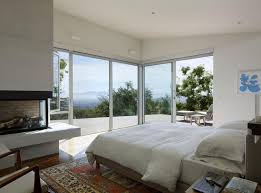 architecture bedroom los gatos california residence by schwartz