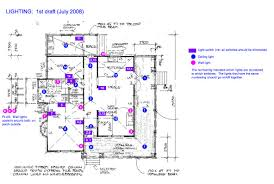 Electrical Plan The Road To Amherst Electrical Plan For Cottage