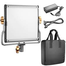 led studio lighting kit neewer direct rakuten neewer dimmable bi color led with u bracket