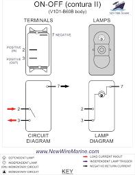 utv inc carling back lit led switches diagrams brilliant winch