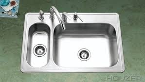 bowl basin kitchen sinks houzer