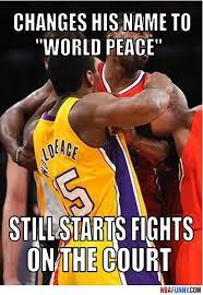 Metta World Peace Meme - 15 best opposites images on pinterest ha ha funny stuff and funny