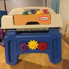 Little Tikes Lego Table Find More Lego 545 Build N Stor Chest Plates Carry Handle For