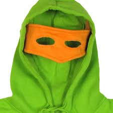 Michelangelo Ninja Turtle Halloween Costume Ninja Turtles Michelangelo Costume Hoodie