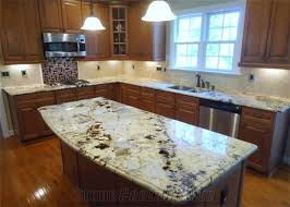 crystal yellow granite kitchen countertops granite kitchen bar top