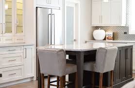kitchen cabinet glass door types 3 different types of glass cabinet doors ikonni