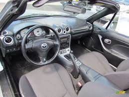 mazda roadster interior 2003 mazda mx 5 miata roadster interior photo 66831479 gtcarlot com