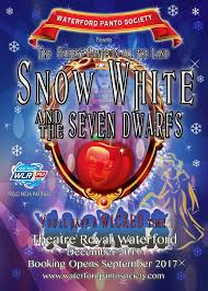 panto snow white dwarfs theatre royal waterford