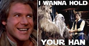Hope Solo Memes - star wars 20 hilarious han solo memes to get fans excited about solo
