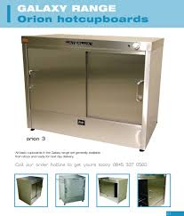 caterlux apollo 3 bain marie cupboard commercial catering