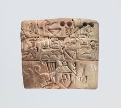 the cuneiform writing system in ancient mesopotamia emergence and