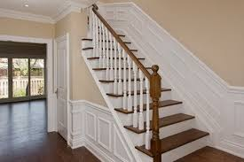 New Stairs Design New Stairway With Wainscoting Traditional Staircase Toronto