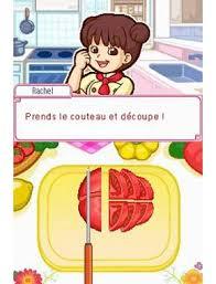 cuisine jeux de cuisine lea cuisine jeu console nintendo ds achat vente jeu ds