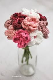crochet flower bouquet repeat crafter me