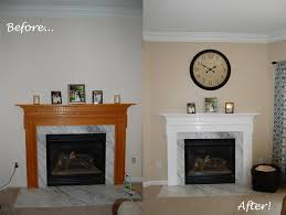 fireplace before and after home design awesome interior amazing
