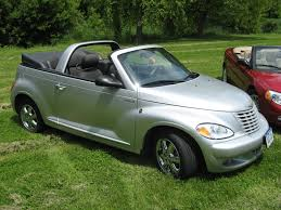 2005 chrysler pt cruiser photos informations articles