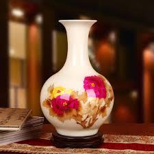 Pottery Vases Wholesale White Ceramic Vases Wholesale Promotion Shop For Promotional White