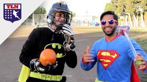 lacrosse halloween costume halloween lacrosse pumpkin smash video tlnnation youtube