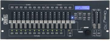dmx light board controller chauvet dj obey 70 384 ch dmx lighting controller sweetwater