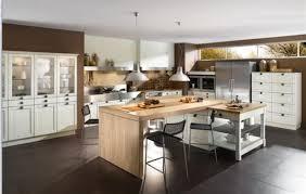 kitchen modern french kitchen design with wooden kitchen island