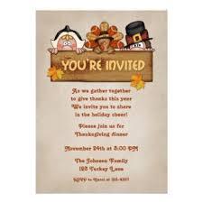 retro thanksgiving invitations retro invites