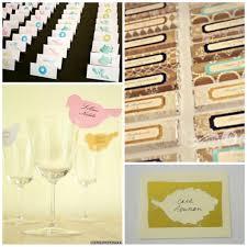 Diy Place Cards Diy Cool Diy Name Cards Home Decoration Ideas Designing Photo At