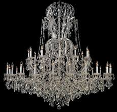 large crystal chandeliers for big luxurious spaces are introduced