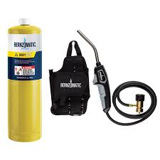 bernzomatic bz8250htkc map pro hose torch kit bz8250kc the home