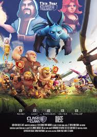 clash of clans archer pics clash of clans poster by zerpens on deviantart