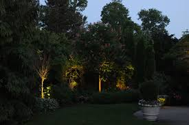 Landscape Up Lights Pools Backyards Lighting Midwest Lightscapes Outdoor