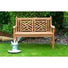 Hardwood Garden Benches Wooden Garden Benches Sloane U0026 Sons