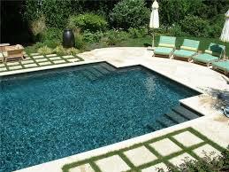 Backyard Swimming Pools Best 25 Pool Spa Ideas On Pinterest Pool Ideas Small Pools And