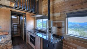 Underground Tiny House by This Huge U0027tiny House U0027 On Wheels Can Fit A Family Of Five