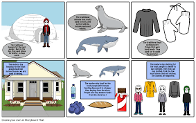 modern day houses inuit storyboard storyboard by 04a556d0