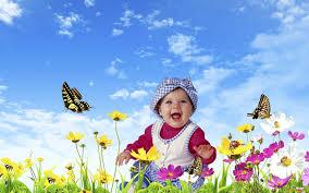 download wallpaper 1920x1200 child nature boy smile happy sky