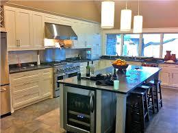 family kitchen design ideas kitchen attractive family kitchen design with oven island and