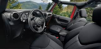jeep rubicon 2017 interior features of the 2017 jeep wrangler jeep dealer